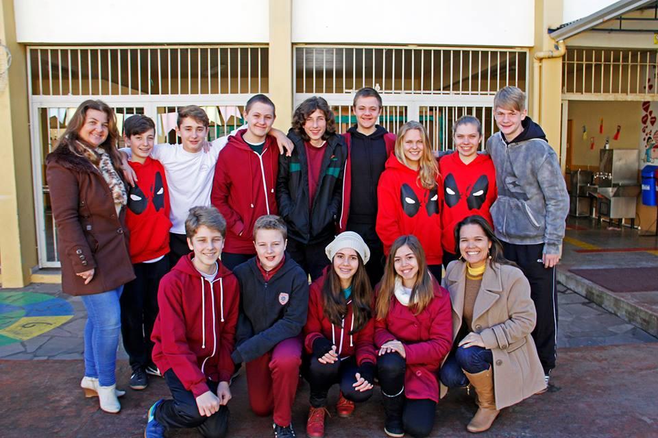 Quatro alunos de Bom Princípio são ouro e de bronze na OBMEP