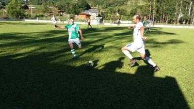 Domingo teve jogos da semifinal do Campeonato Municipal