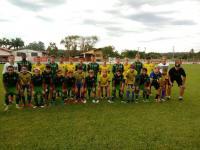 Escolinhas de futebol tiveram jogo contra o Juventude