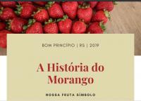 História do Moranguinho é contada em fatos e fotos