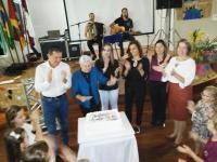 Jantar celebra os 25 anos da Escola 12 de Maio