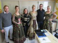 Soberanas e prefeito convidam à Festa do Moranguinho