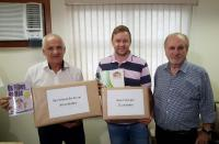 ONG doa anticonceptivos à prefeitura