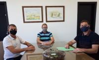 Municípios firmam acordo para asfalto
