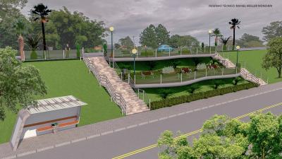 Autorizado início de obras do mirante em frente ao parque